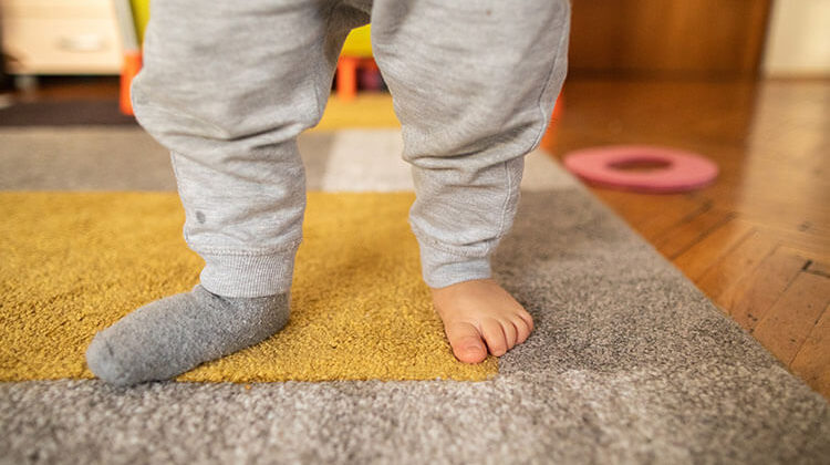 The 7 Best Socks For Babies Learning To Walk