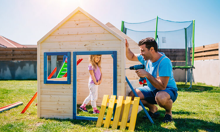 The 7 Best Wooden Outdoor Playhouses