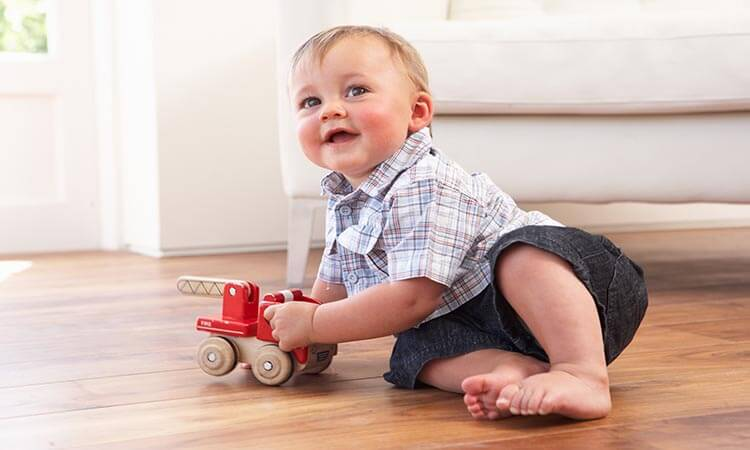 The 7 Best Wooden Toys For 6-12 Months Babies